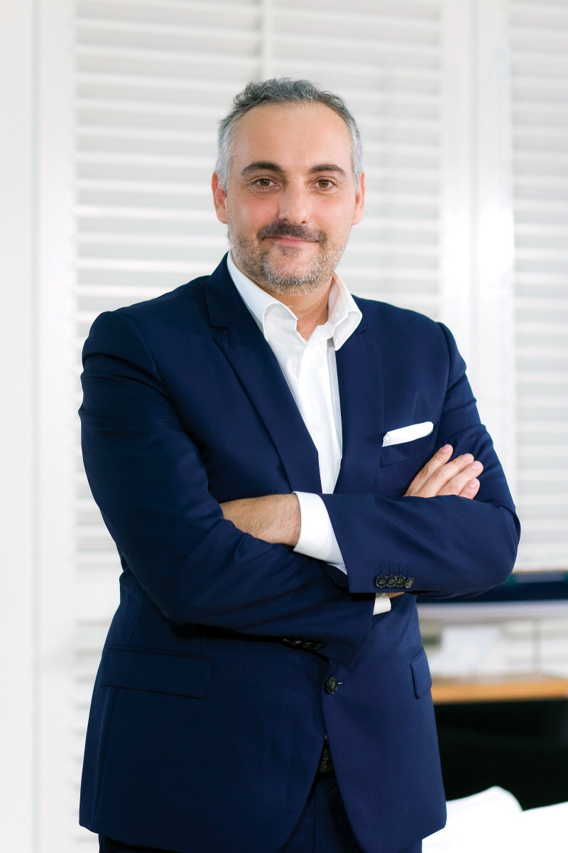 Gianguido Girotti ,Deputy CEO, Product Strategy Groupe Beneteau