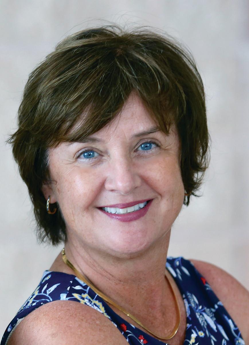 IBEX show director Anne Dunbar