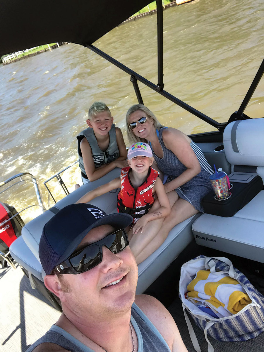 Dealers are seeing families buy boats as they seek ways to safely spend time together during  the pandemic.
