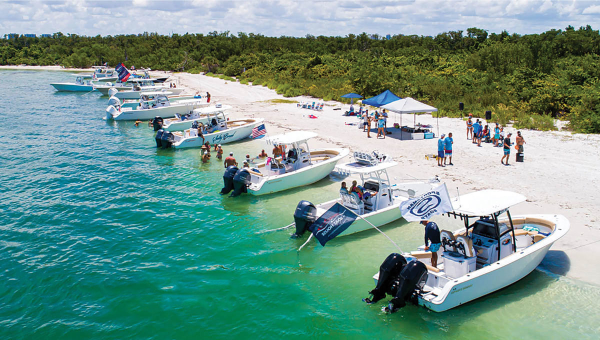 Followup after the sale is especially important with customers who are new to boating.