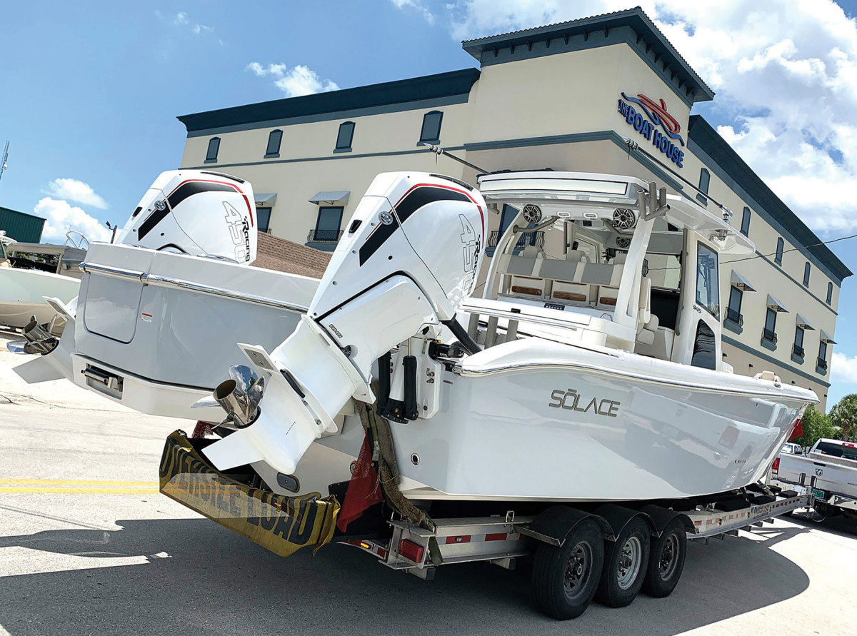 The Boat House's northern stores lack the staff to track customer satisfaction after a sale, so the company is considering adding MRAA's outsourced program.