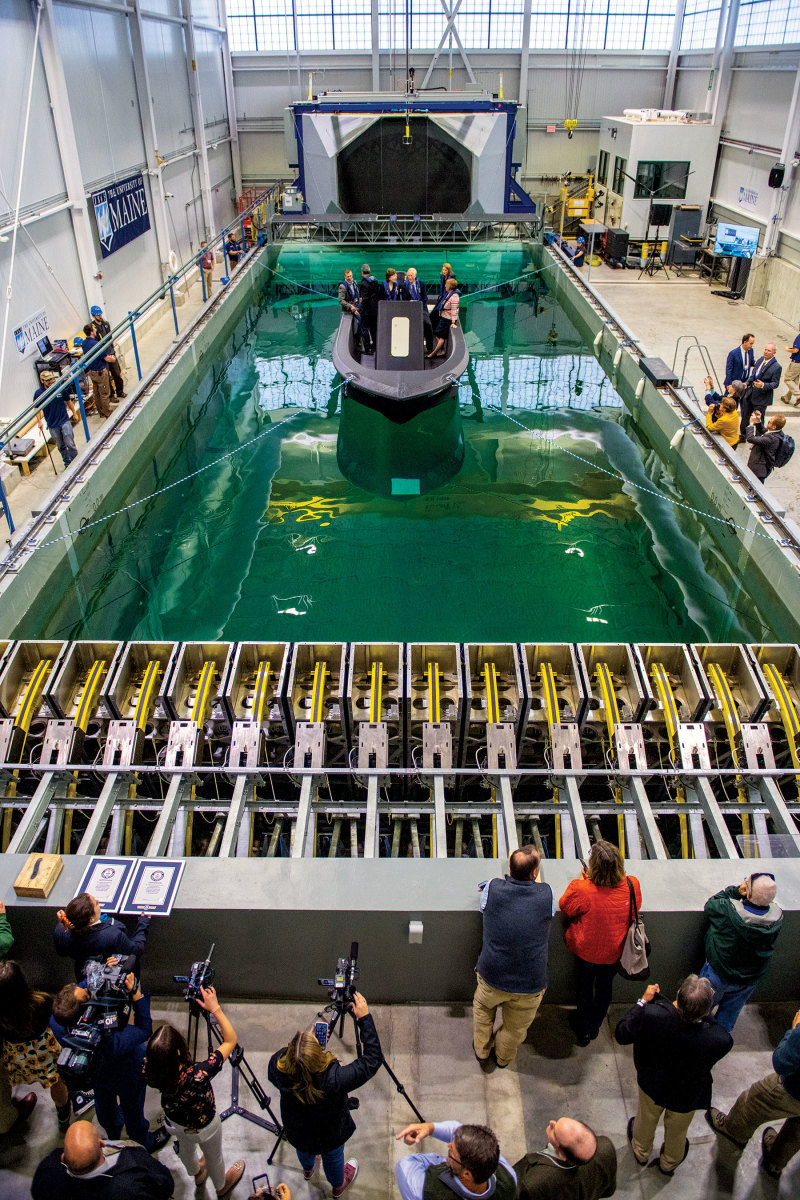 Additive manufacturing set a record last year when students at the University of Maine 3-D-printed a 25-foot boat