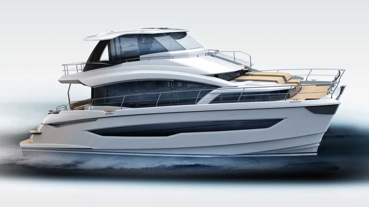 The Aquila 54 will launch this year. A 70 is also on the way.