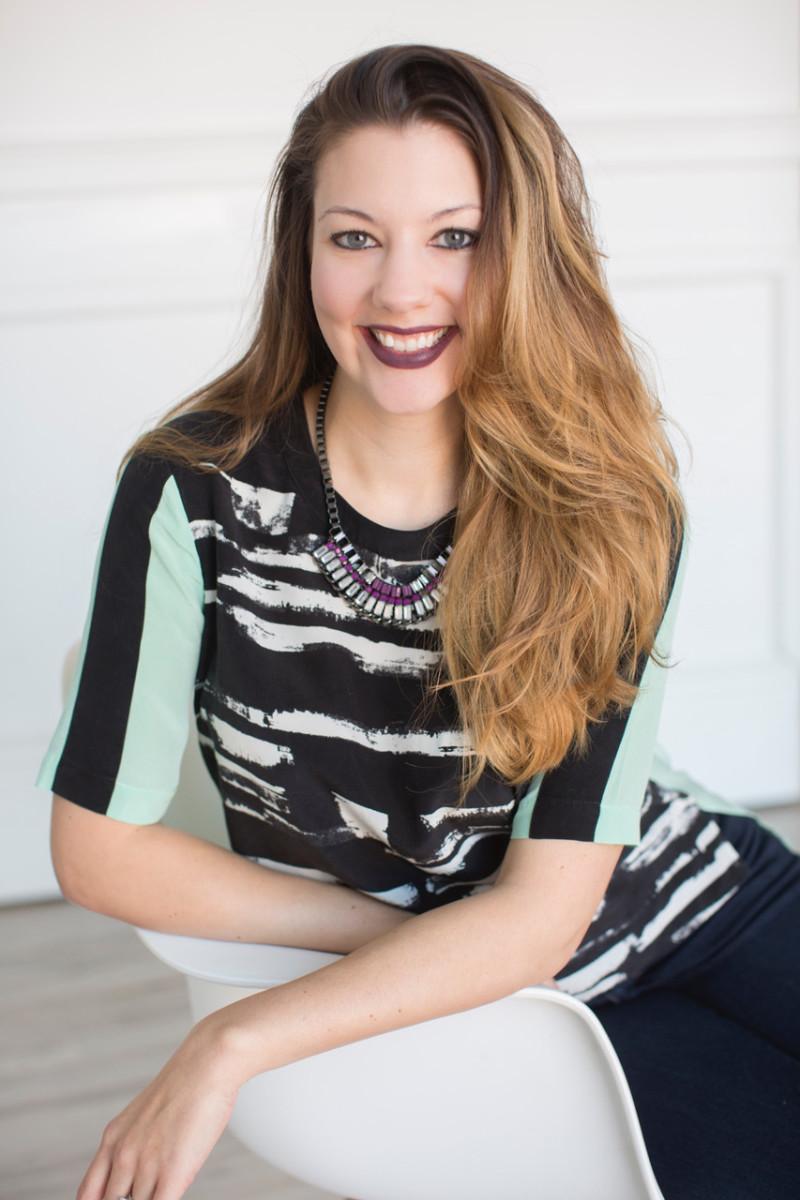 Cecelia Pallotto, MRAA's new education specialist.