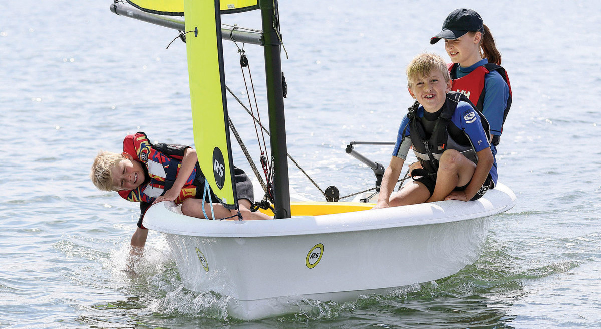 Zim Sailing — which builds smaller vessels aimed at the sailing program segment — has seen the recreational market kick into high gear.