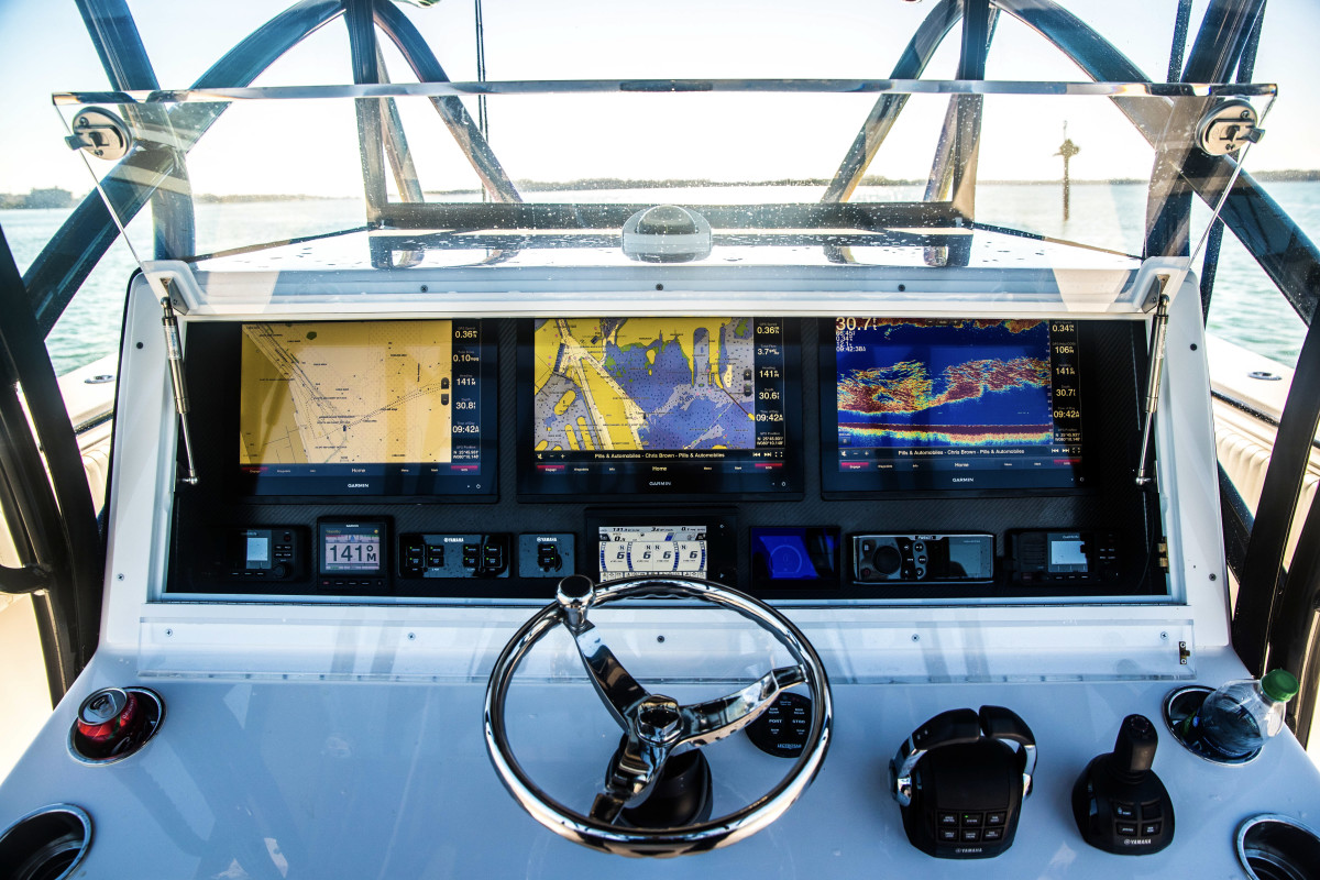 In addition to being named NMEA Manufacturer of the Year, Garmin was awarded four Product of Excellence awards.