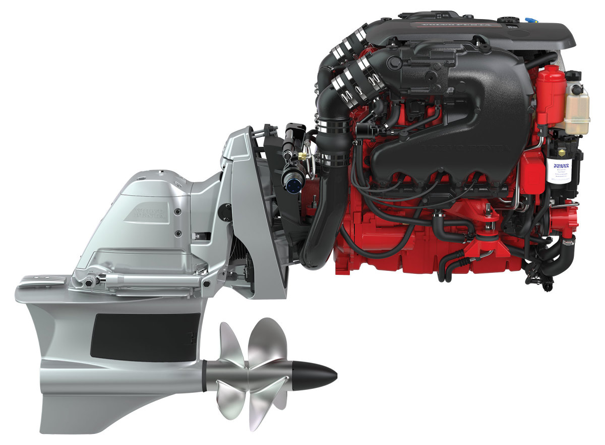 The Forward Drive, with counter-rotating props matched to gasoline engines from 240 to 430 hp, have been installed in thousands of boats since coming to market in 2015.