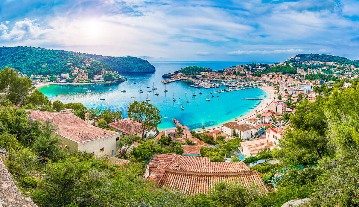 """Marinas across Europe have faced vastly different challenges — including Port de Soller in Palma Mallorca, Spain — because restrictions are so """"unharmonized."""""""