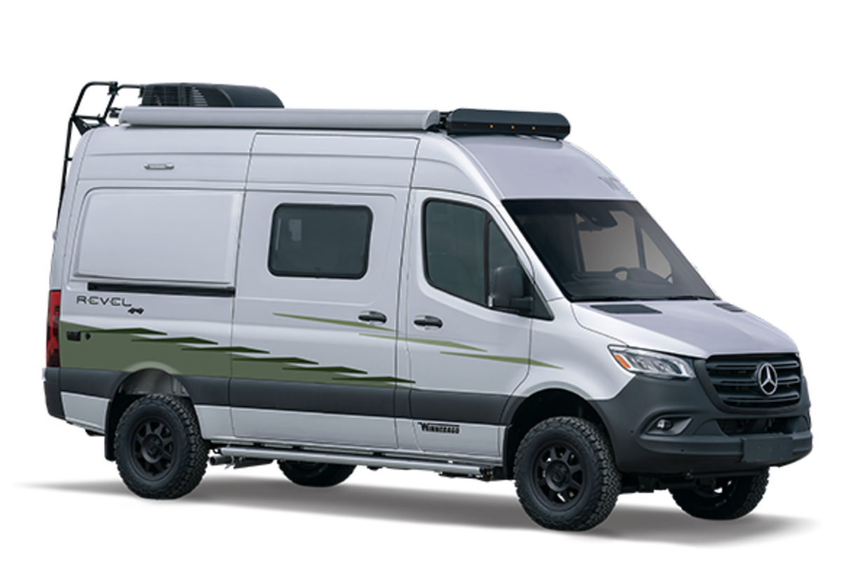The motorhome segment was up 50.4 percent from the prior year, with strong sales of class B vehicles.