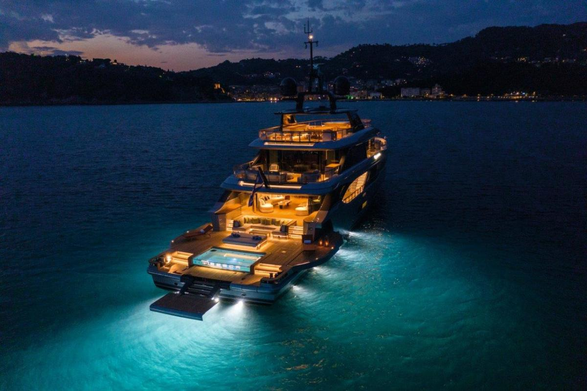 Four of Benetti's Oasis 40 have sold in the Asian market in the last year.
