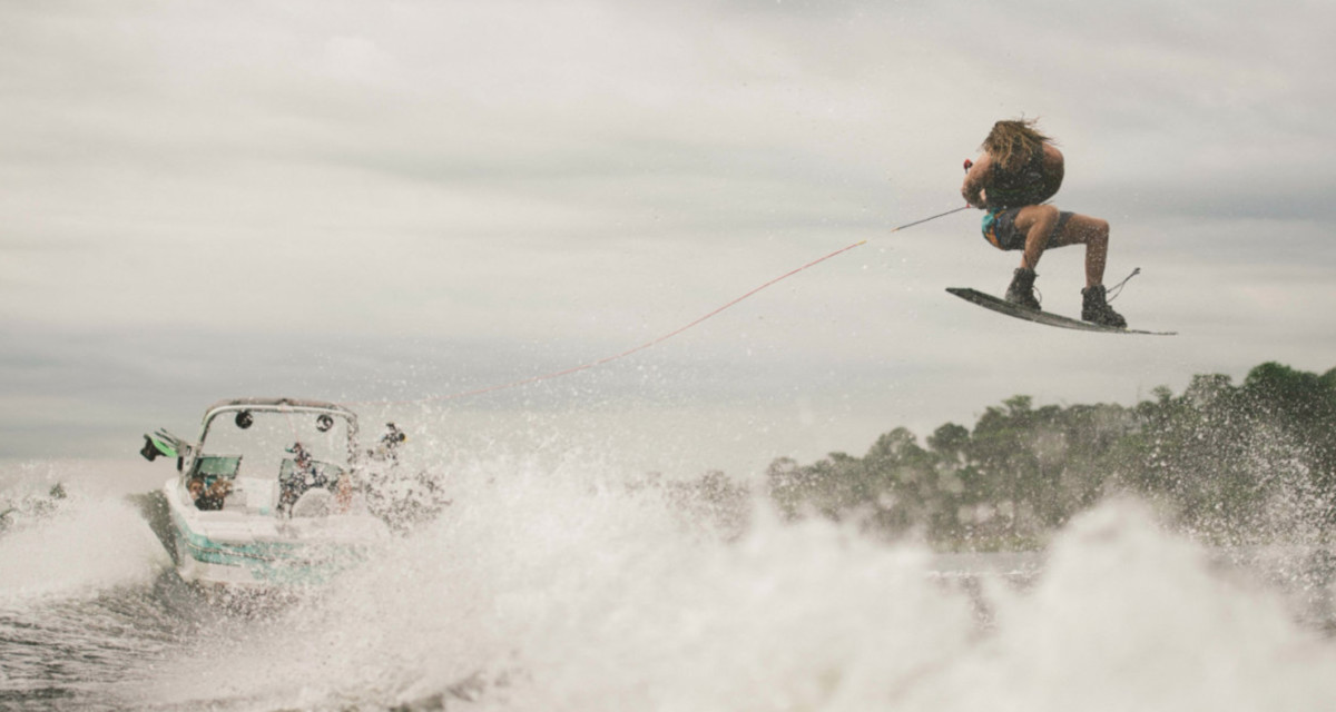"""MasterCraft's """"nicely equipped"""" XT23 retails for around $124,000."""