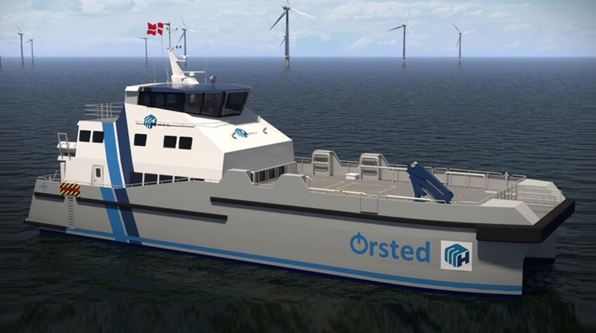 The vessels will utilize a mix of electric-powered IPS drives, gensets, a battery pack and diesel power.
