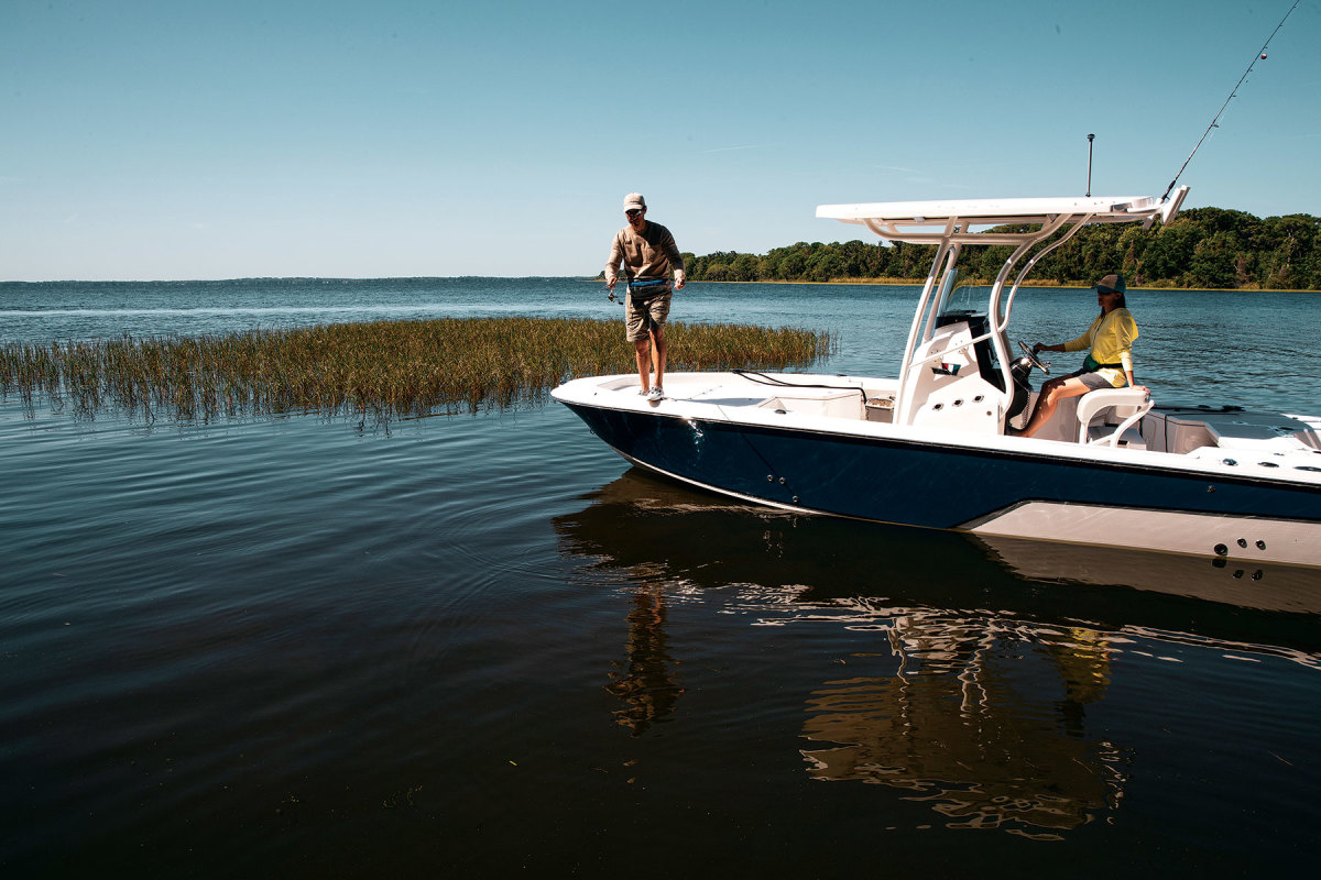 Funds from the Great American Outdoors Act ensure continued access to marinas, ramps and clean waterways.