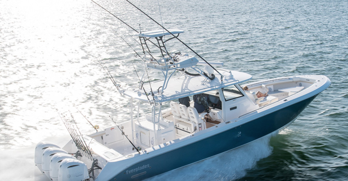 The company announced an agreement to buy Tom George Yacht Group, which has two locations in Florida and carries brands including Everglades Boats.