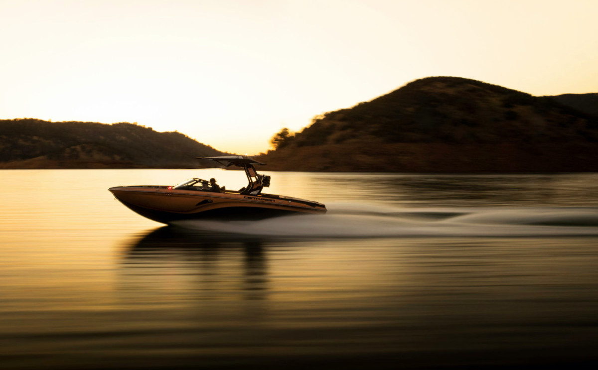 Sales of wake boats are estimated to be up 20 percent, to 13,000 units, in 2020.