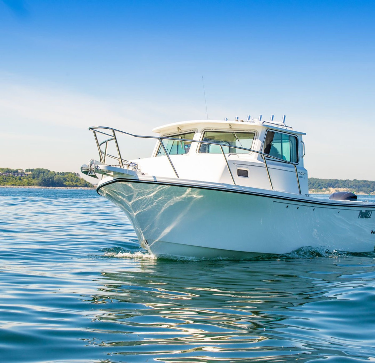 Parker 2520XLD Offshore Sport Cabin