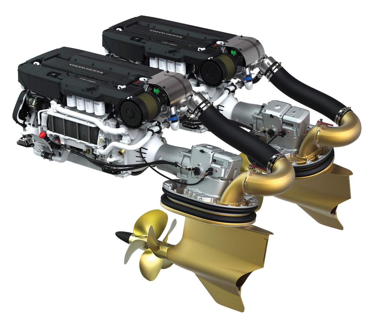 Fifteen years after introducing IPS, Volvo Penta announced last year that it had installed 30,000 units.