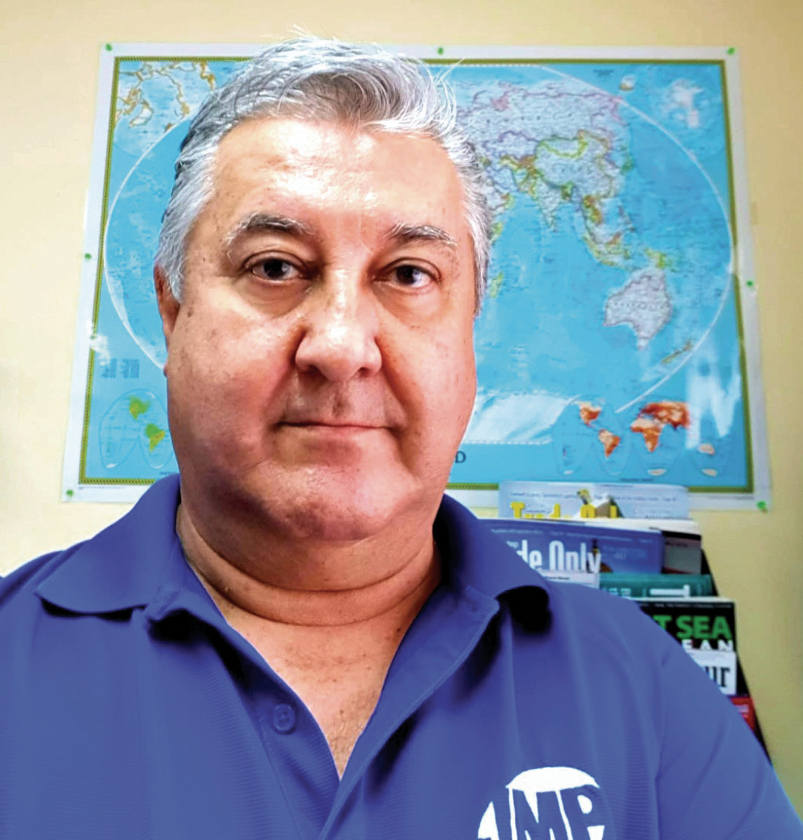 Frederick Leidecker, operations manager at JMP Marine USA, saw sales rise 25 percent.