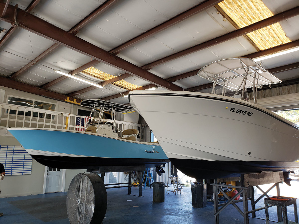 Tampa's Freedom Boat Club franchise, which includes 100 locations on Florida's west coast, has been fully transparent with customers as to why boats have been a challenge to obtain.