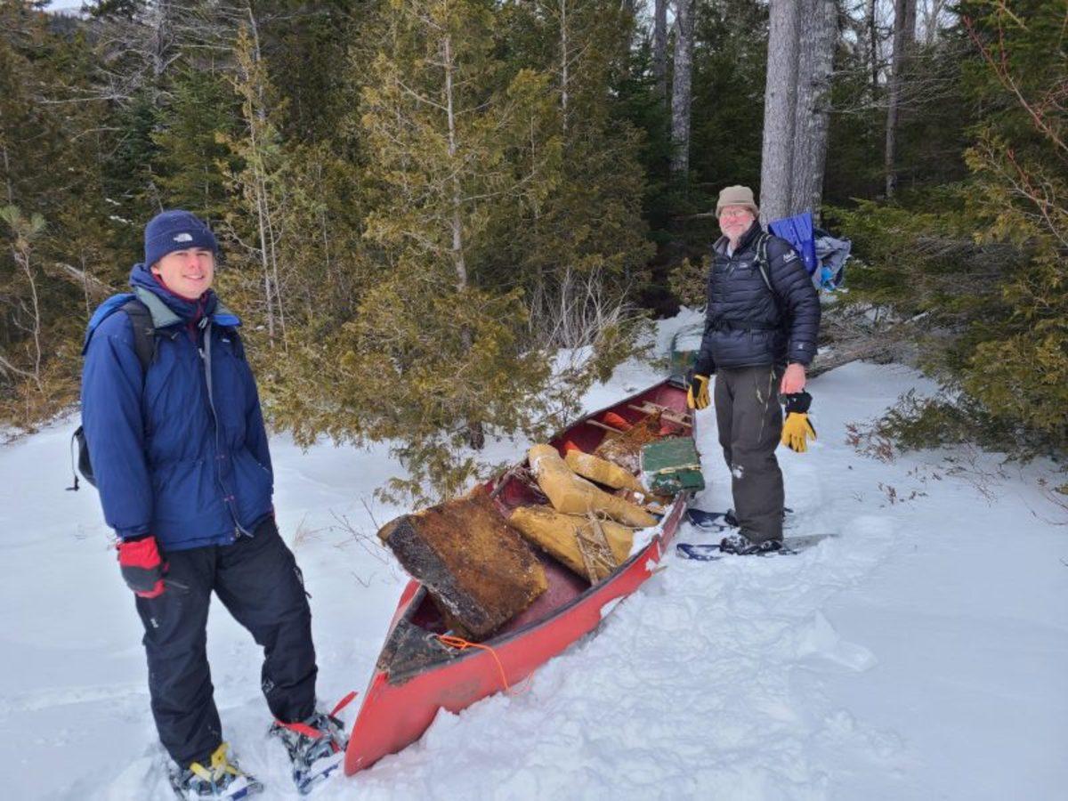 1_Canoe in Maine