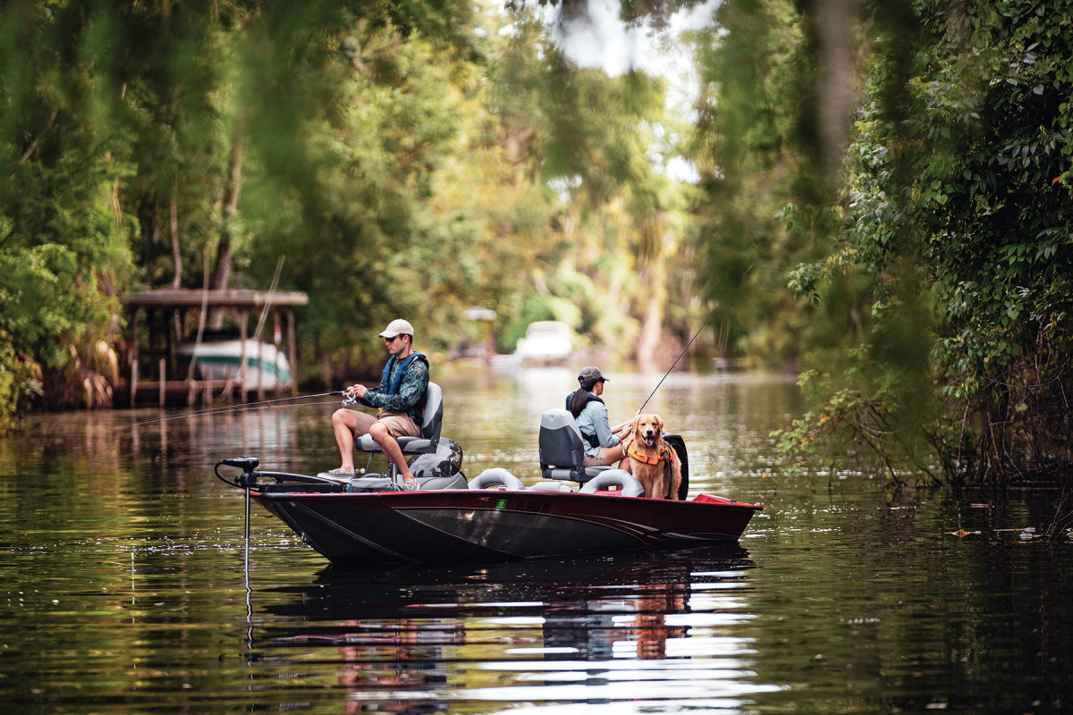 Anglers are coming to the water in record numbers, says the RBFF, a key partner in the multiyear Discover Boating campaign.