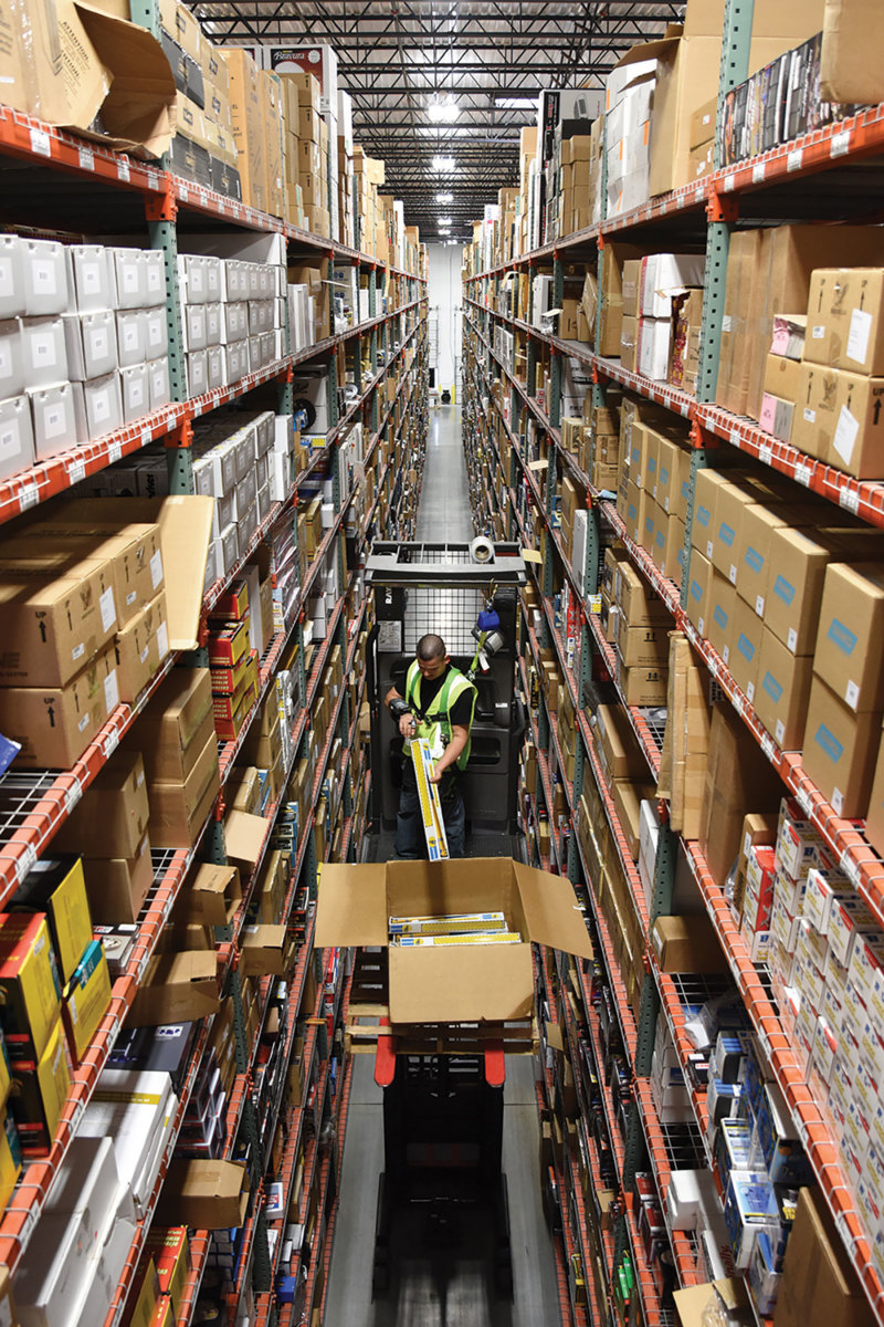 NTP-Stag's national distribution network  comprises  44 locations and more than 2.5 million square feet of warehouse space.