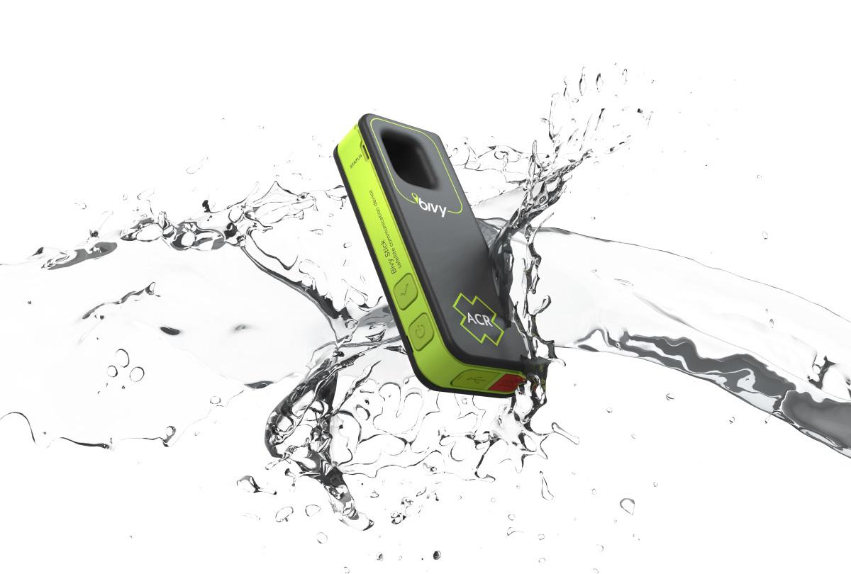 ACR - Bivy - Water Splash 2