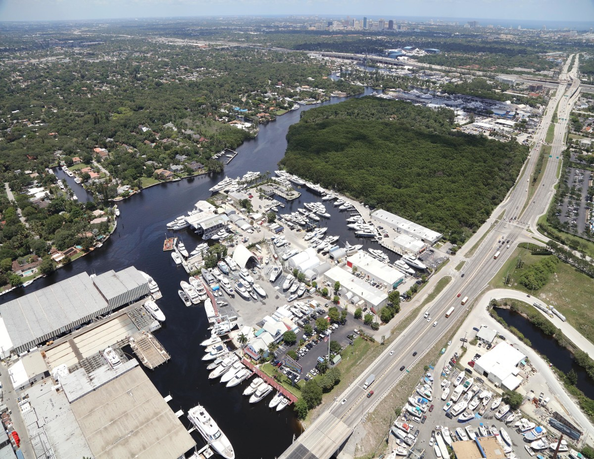 Fort Lauderdale Yacht Harbor is expected to close on Billfish Marina, pictured here, in April.