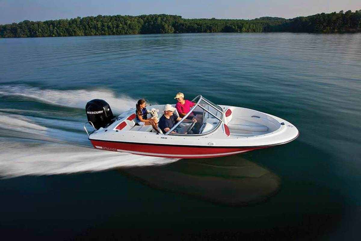 Prices for entry-level boats have jumped in the last 15 years because of rising technology costs for engines.