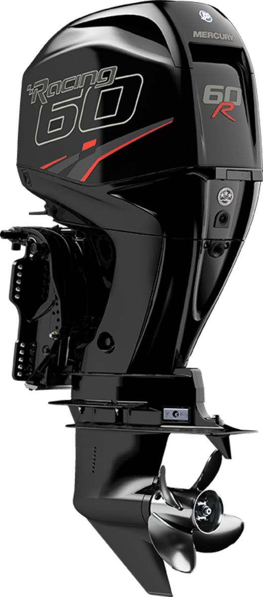 The new outboard is designed for flats boats.