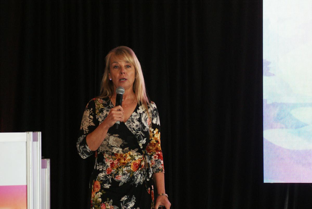 Innovation Awards co-chair Zuzana Prochazka