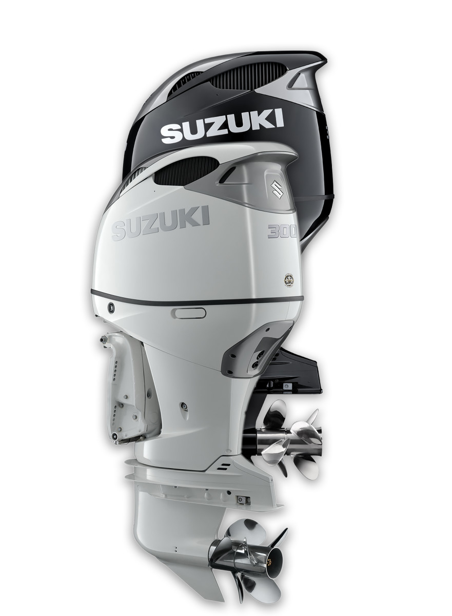 The Suzuki DF300B could be good for repower applications.