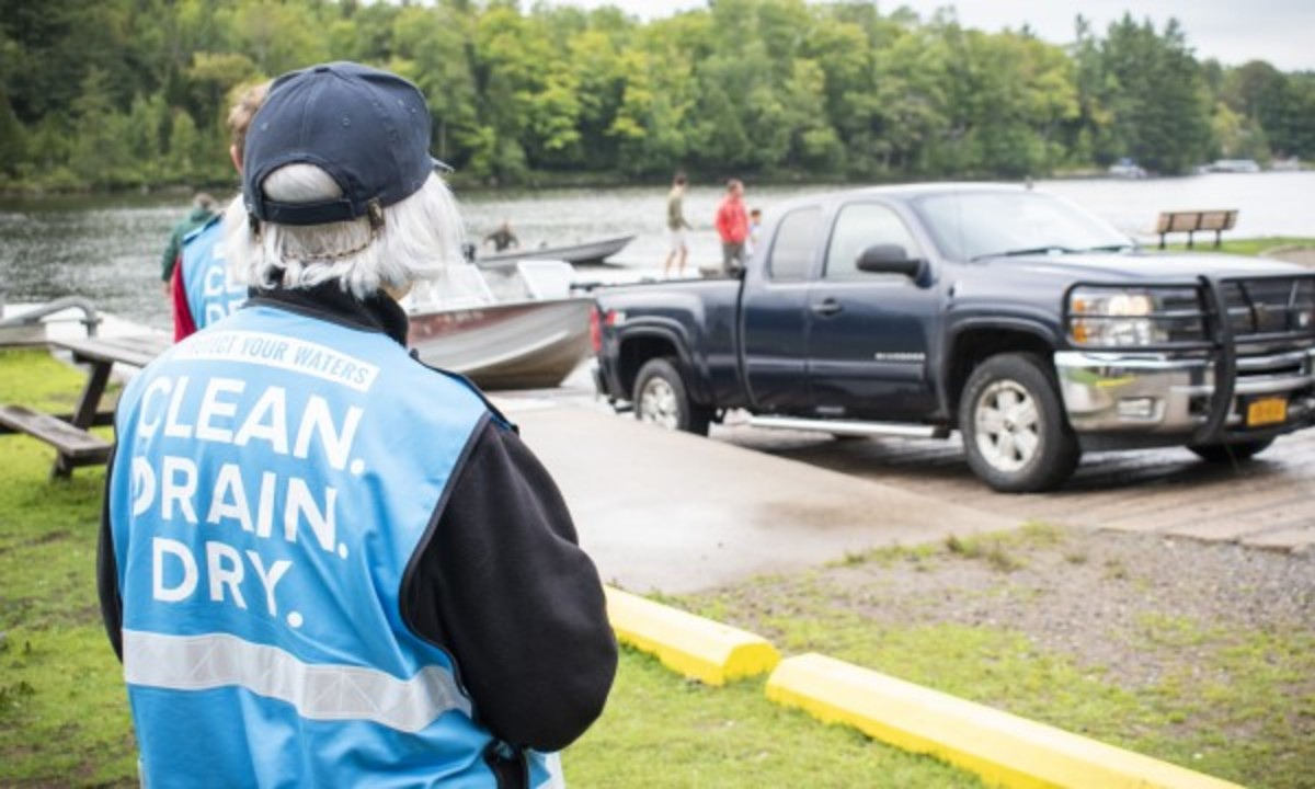 Inspections are a key part of preventing the transportation of invasive species.