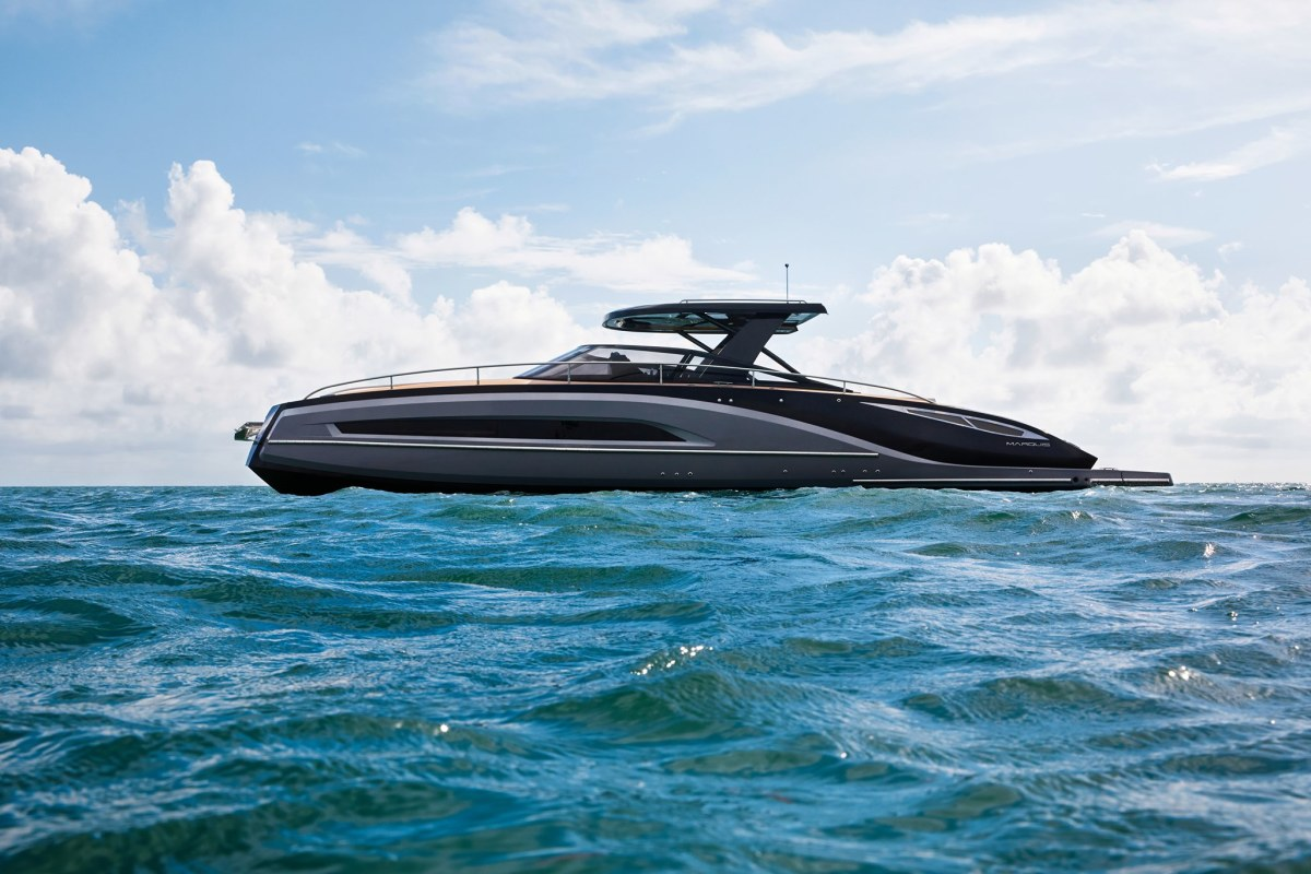 Marquis is planning an outboard version of the M42.
