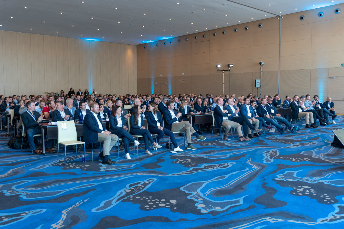 More than 230 attendees participated in the annual Benetti event.