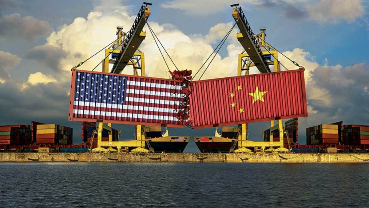 The ongoing trade war with China has had a massive impact on companies that manufacture overseas.