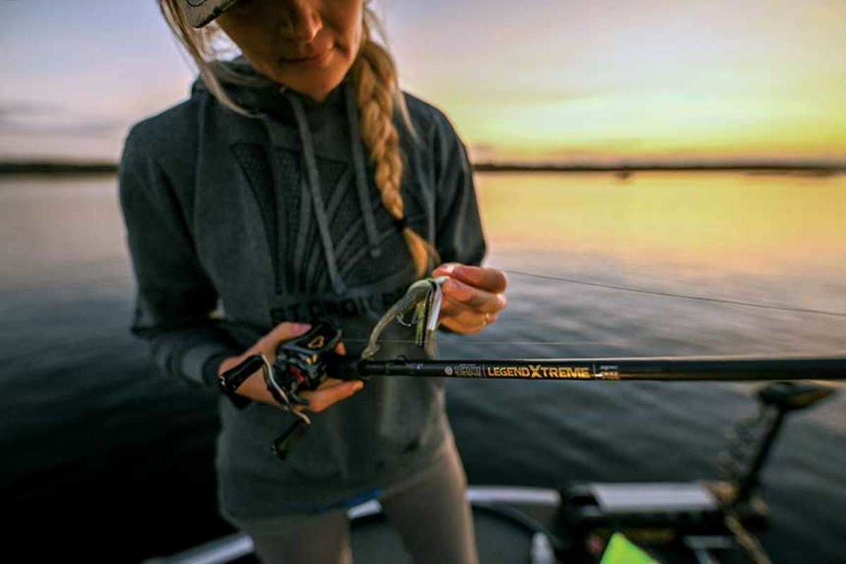 St. Croix's Legend Xtreme Series rods were sold out  online — at $650 apeice — before they were evenavailable to ship.
