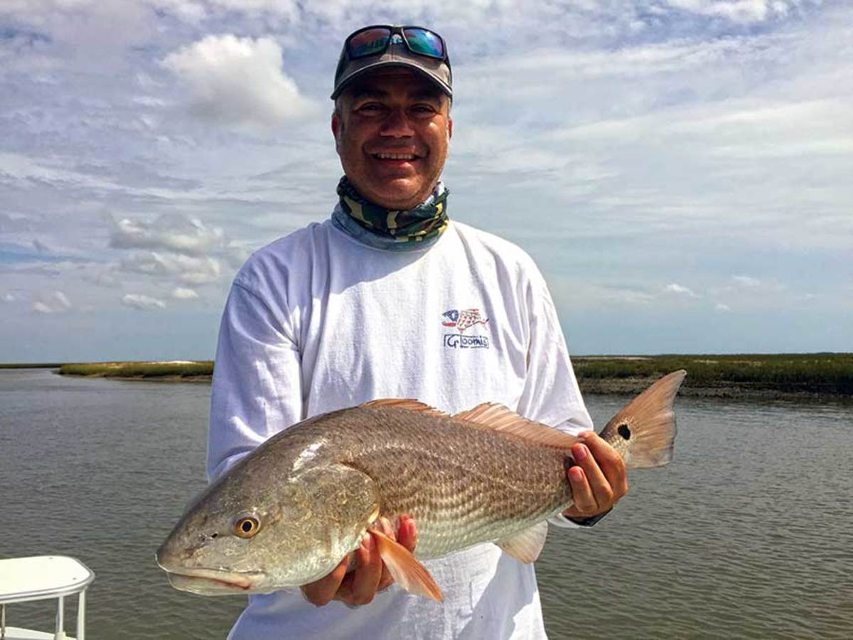 Shimano's Steve Ferrara says debuting product  at the Classic and Fred Hall Show provides invaluable opportunities to speak with the end user.