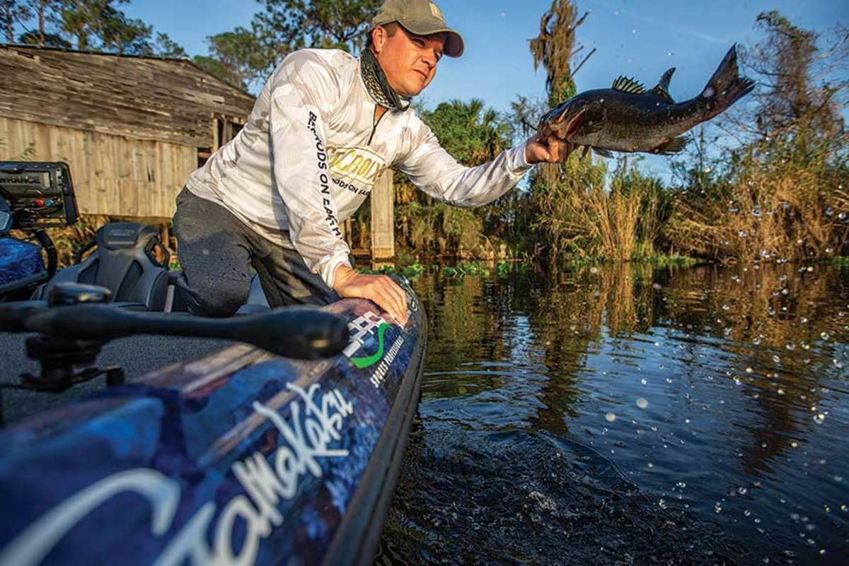 The Bassmaster Classic has become a mini-ICAST for St. Croix as a launching pad for new product.