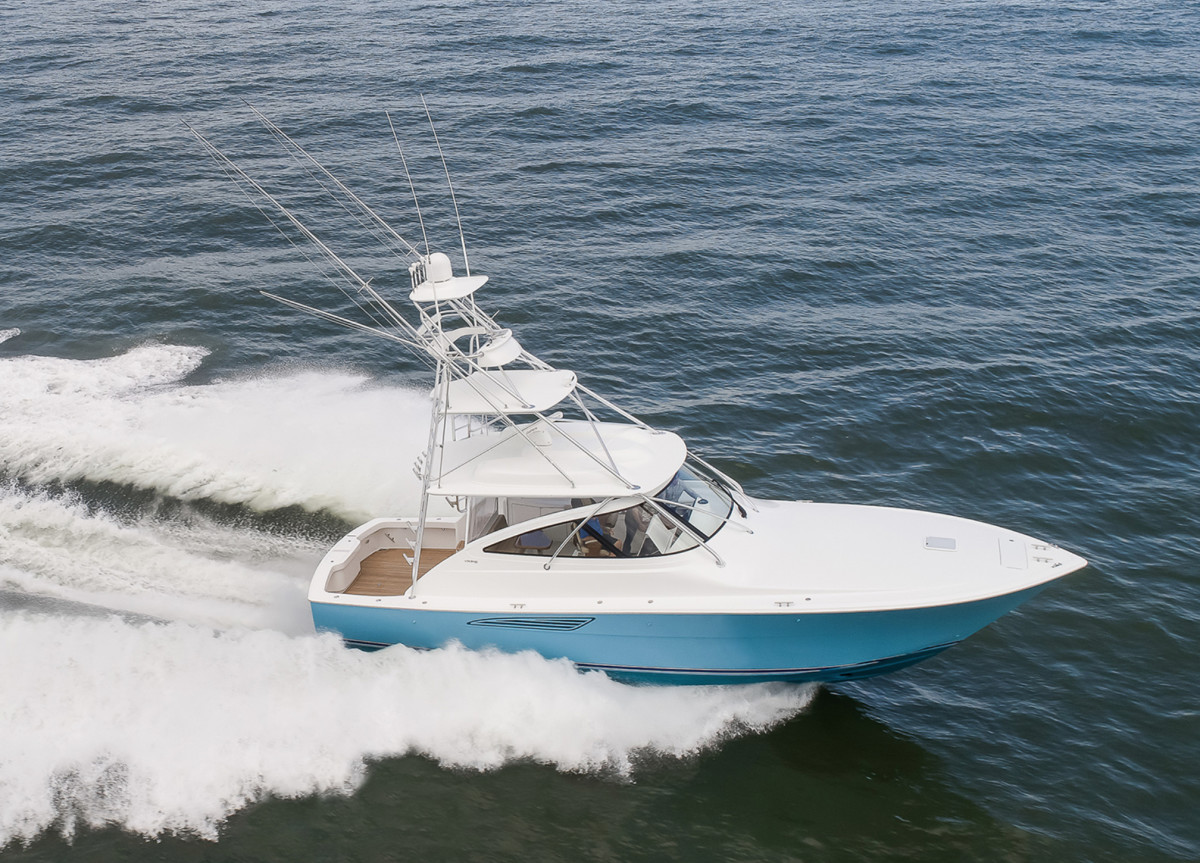 Viking Yachts, which will cease production at their New Jersey facility for at least two weeks, provided assistance for employees who would be affected by the shut-down.