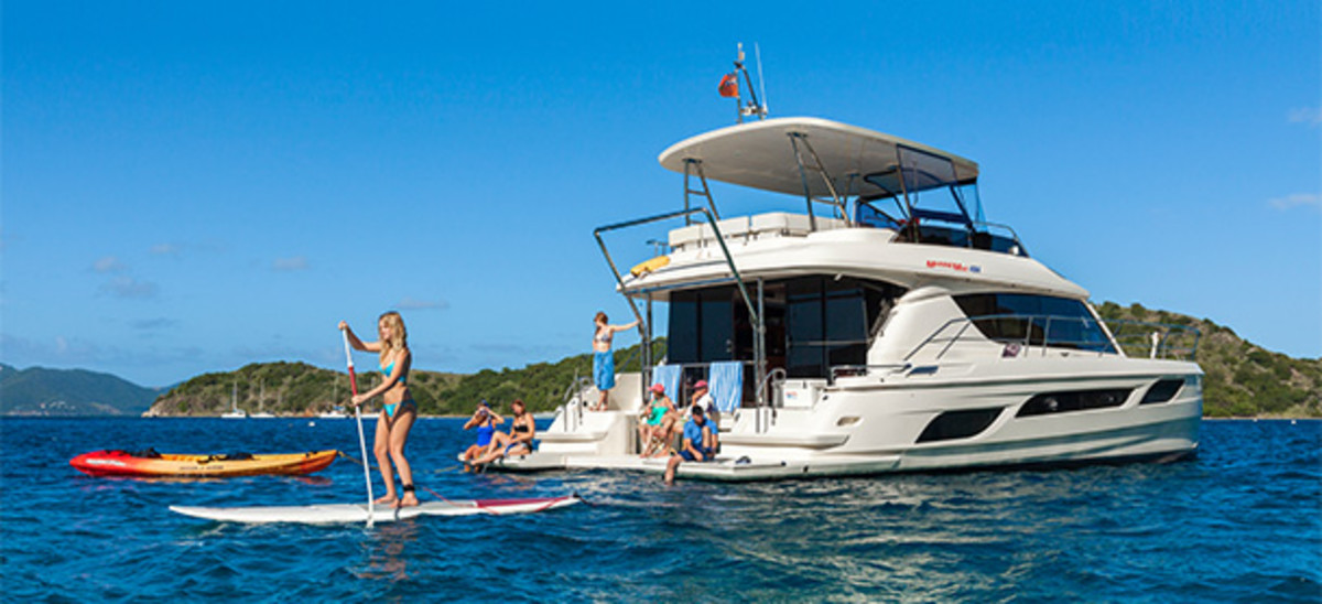 MarineMax released second-quarter earnings after pulling guidance and furloughing an undisclosed number of workers.