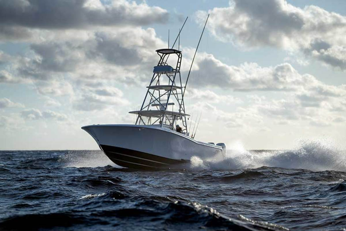 Invincible Boats had record sales in March before shutting down the bulk of its boatbuilding operations in April.