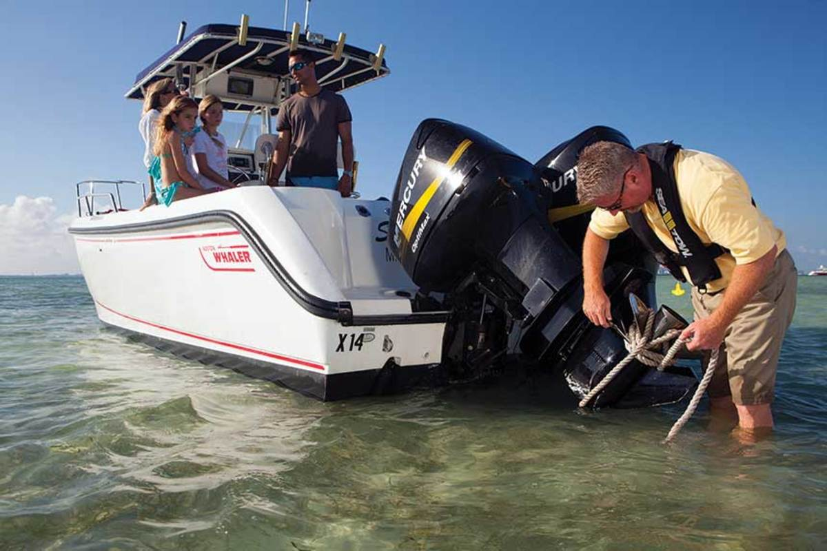 Sea Tow has been assisting boaters since the 1980s.
