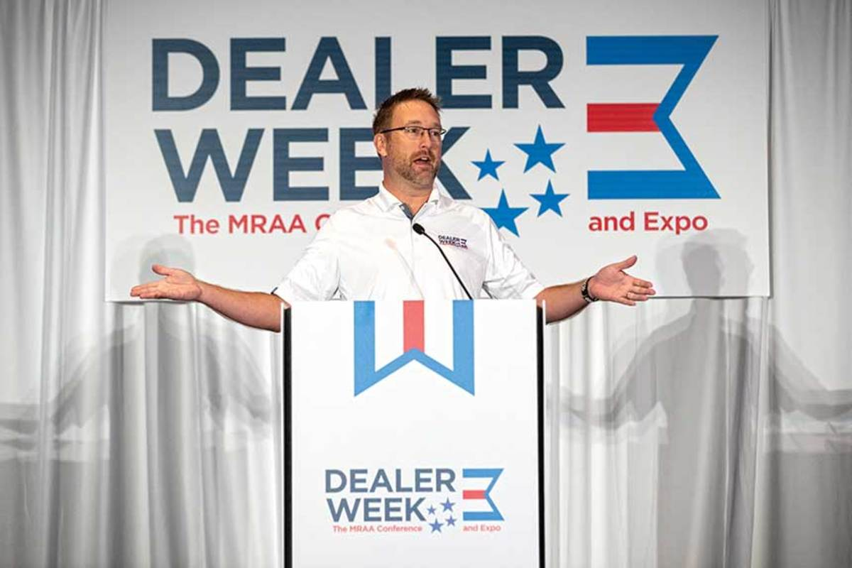 "The MRAA is ""full steam ahead"" with this year's Dealer Week, slated for early"