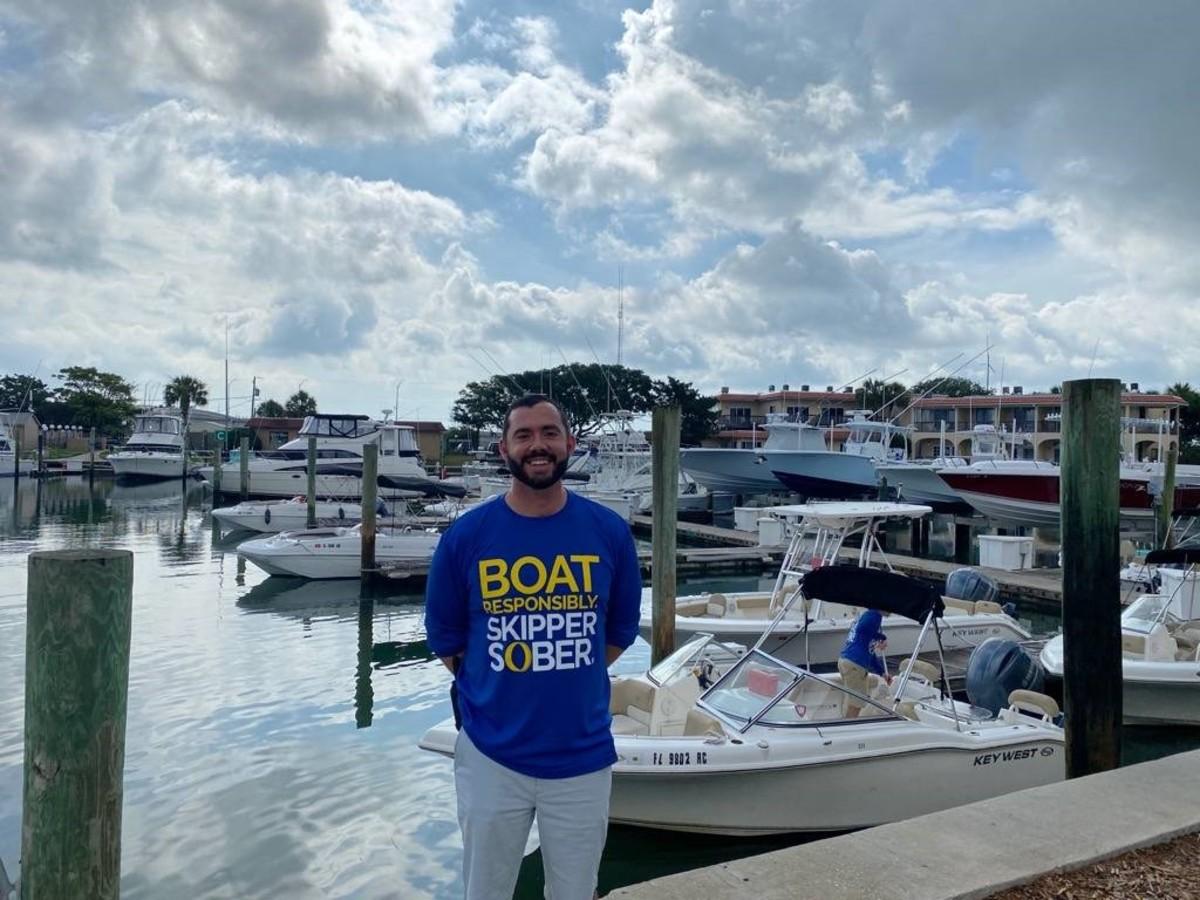 Freedom Boat Club -Ryan Brunette