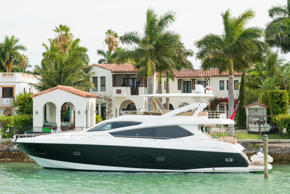Boat and home sales have been closely tied during past downturns.