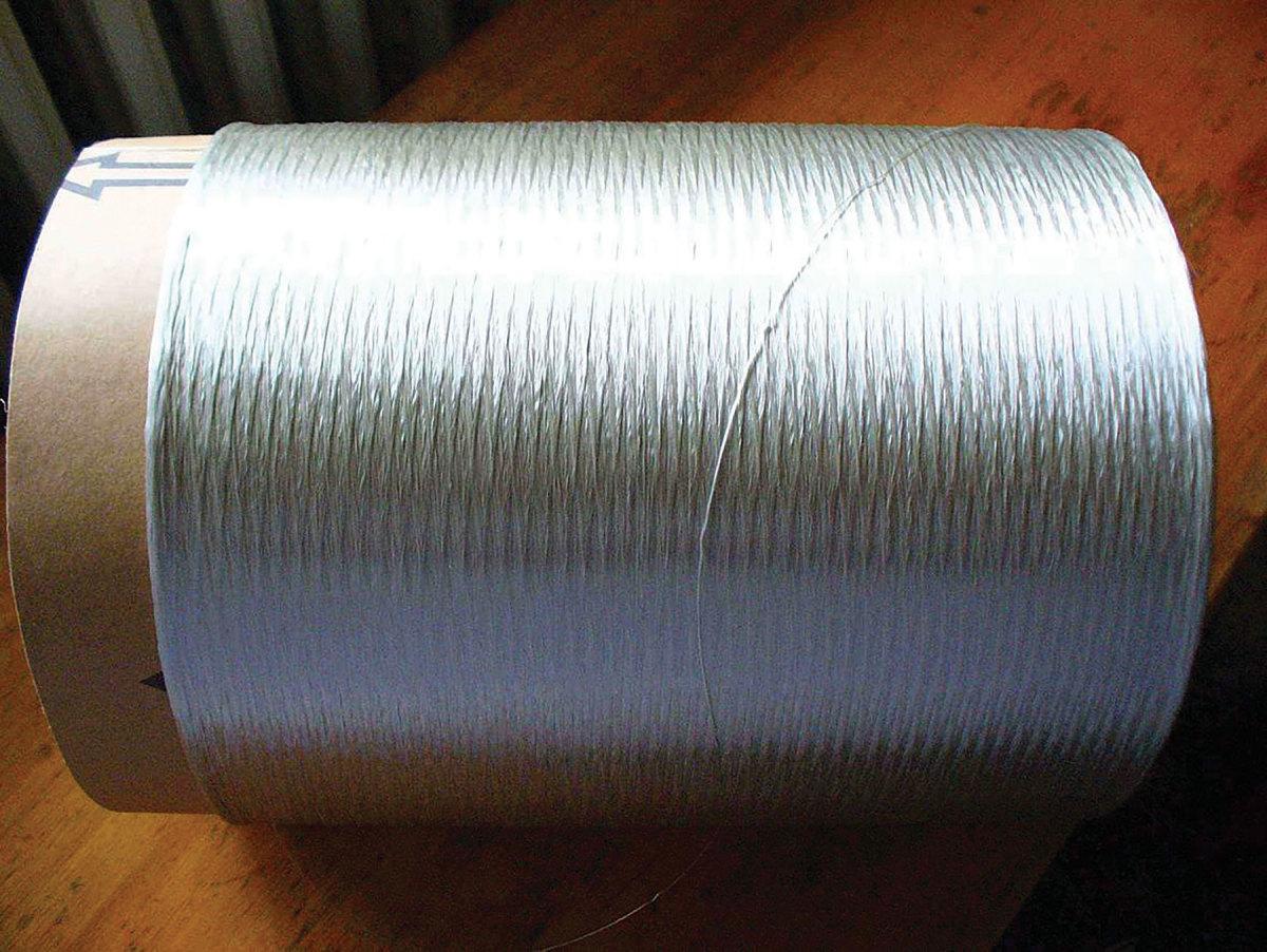 Filava — a recyclable volcanic rock filament