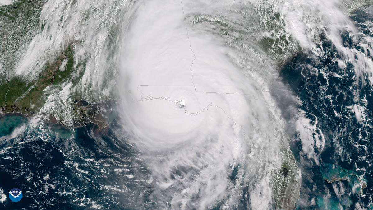2018's Hurricane Michael was a good example of a storm