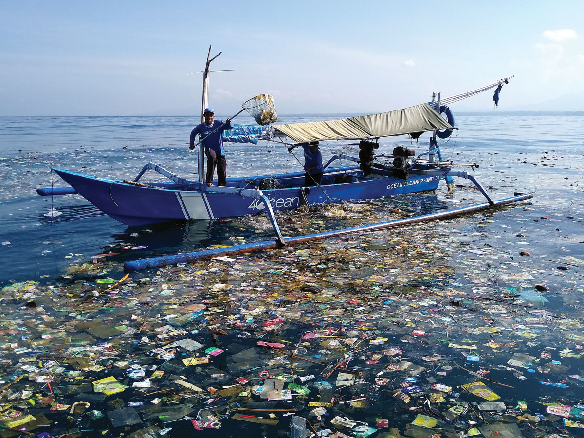 4ocean says it has recovered over 9 million pounds of plastic in Indonesia, Guatemala, Haiti and Florida since 2017.