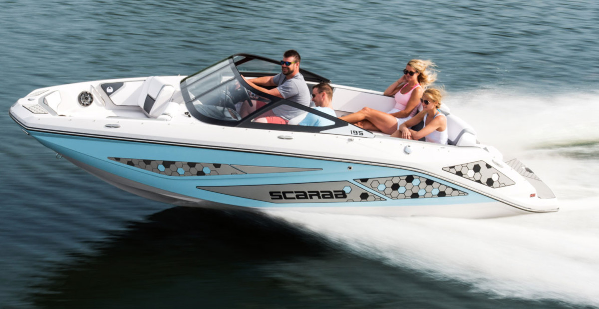 Scarab is one of the brands that is not part of Groupe Beneteau's new strategy.